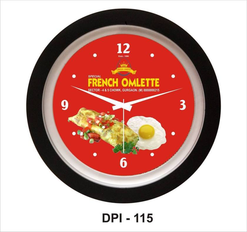 Different spelling of Omelet in a pic on their fb page