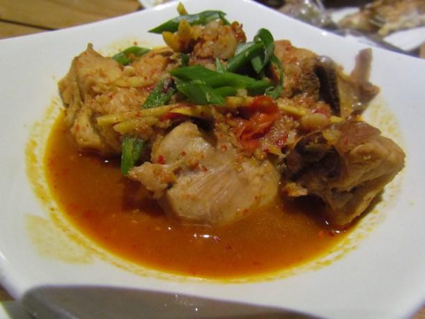 Axhone chicken