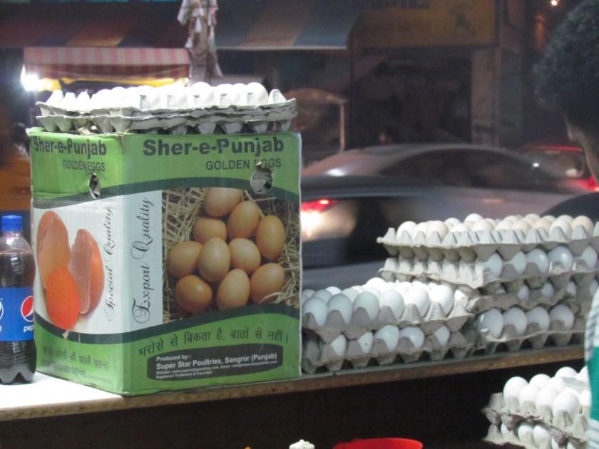 new addition - desi anda (organic eggs)