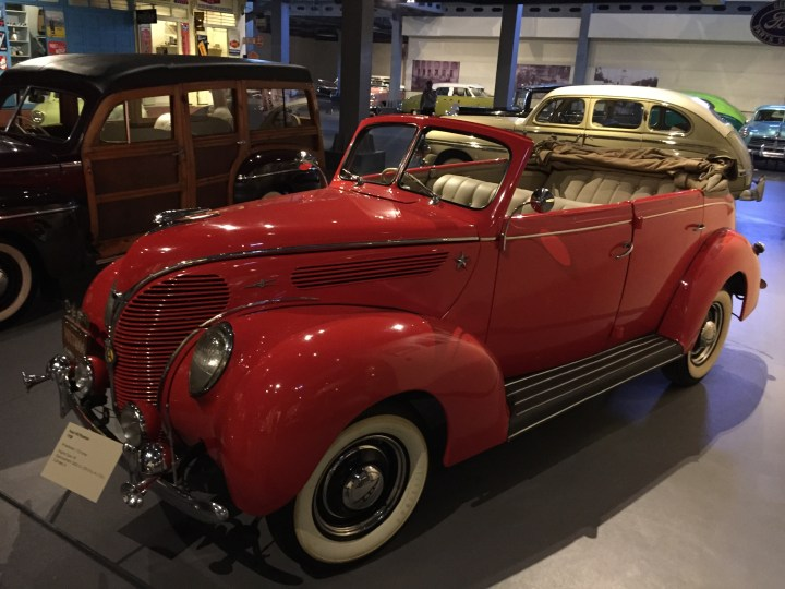 Ford V8 Phaeton 1938