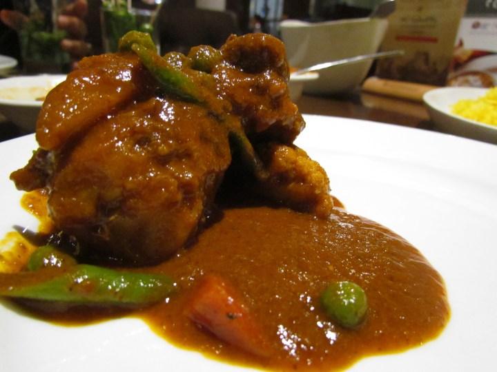 Frirath Mutton Curry