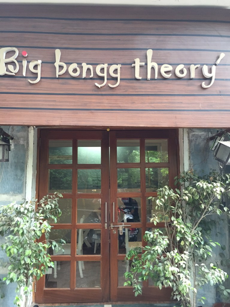 Big bongg theory