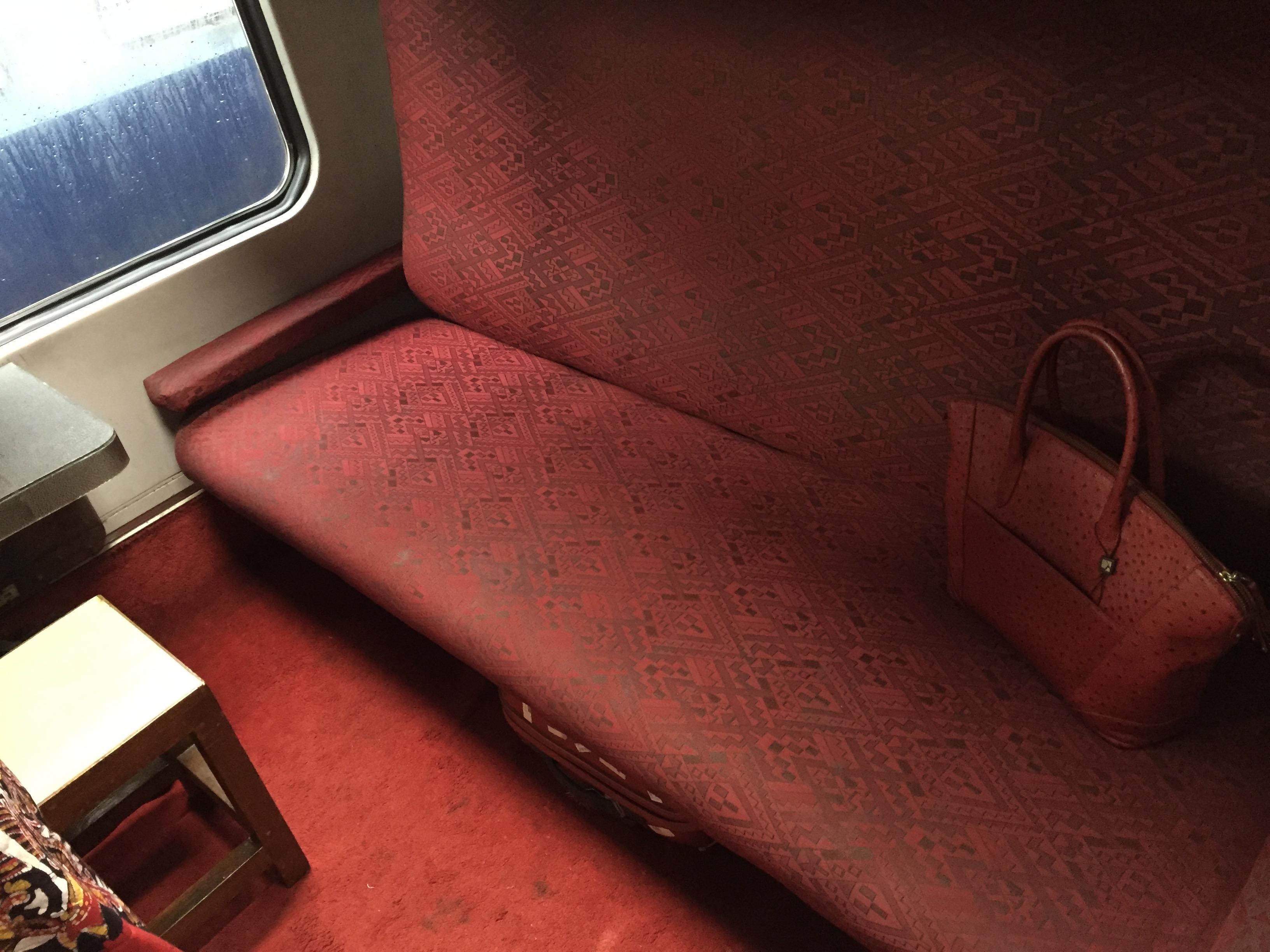 Food aboard AC 1st class Rajdhani train, Delhi Mumbai – yummraj