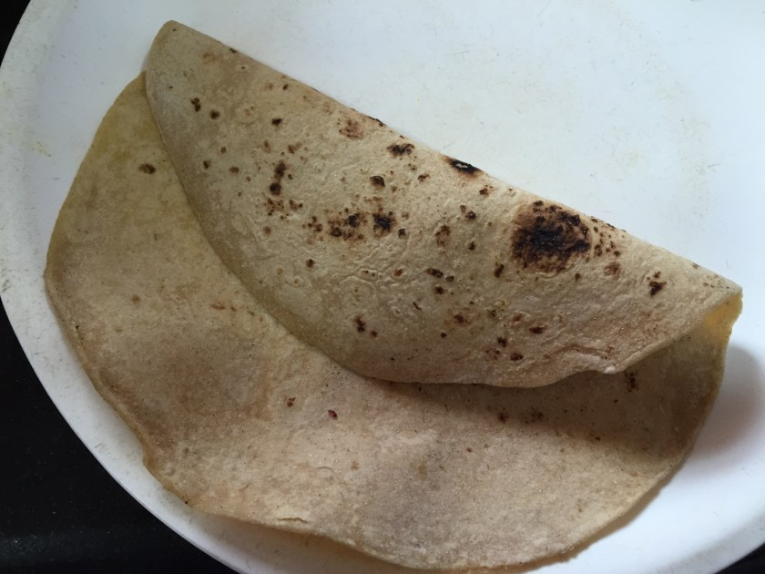 roti to go with the gravy