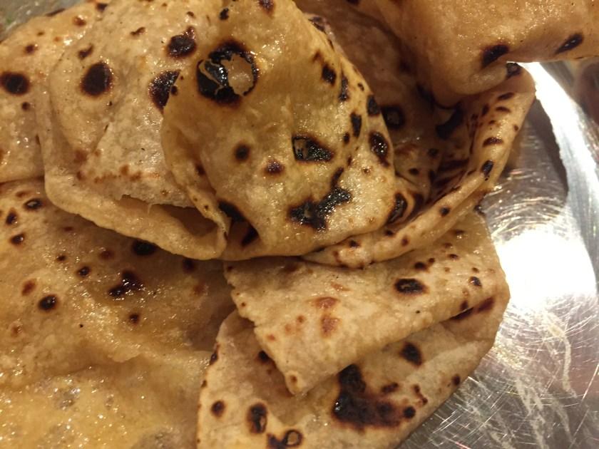 Shikampuri special roti