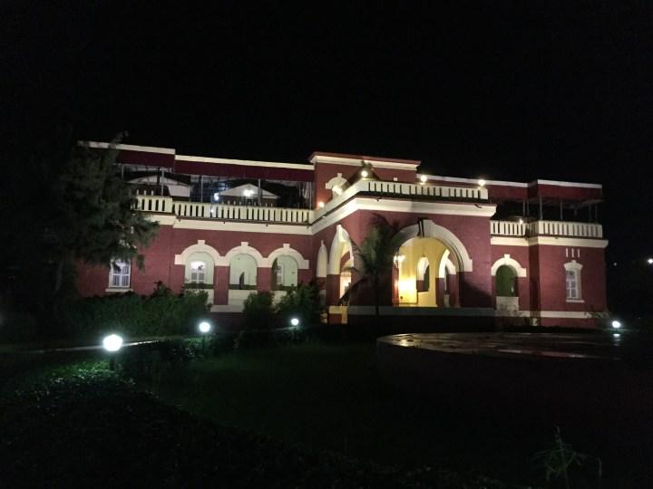 mahodadi palace