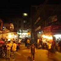 Chatori Gali, Bhopal - Street food