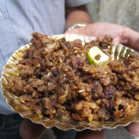 Streetfood - Adam's Kabab (Phears Lane, Chuna Gali, near Central Metro station, Kolkata)