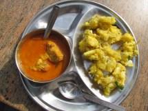Kappa Fish Curry Kerala