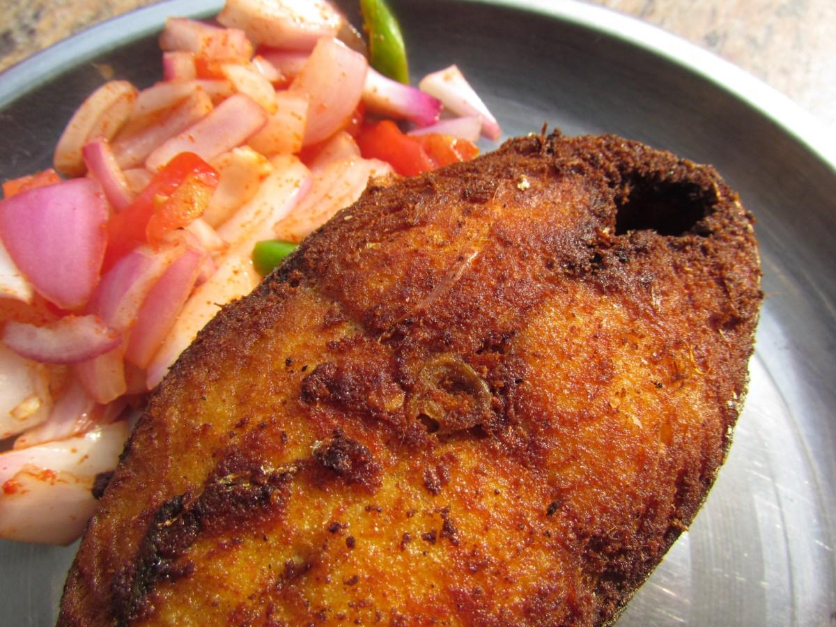Kerala Fish Fries