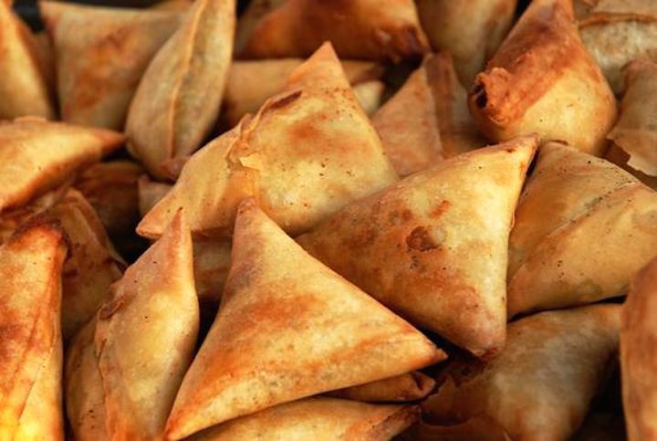 Kenya Food Recipes Samosa