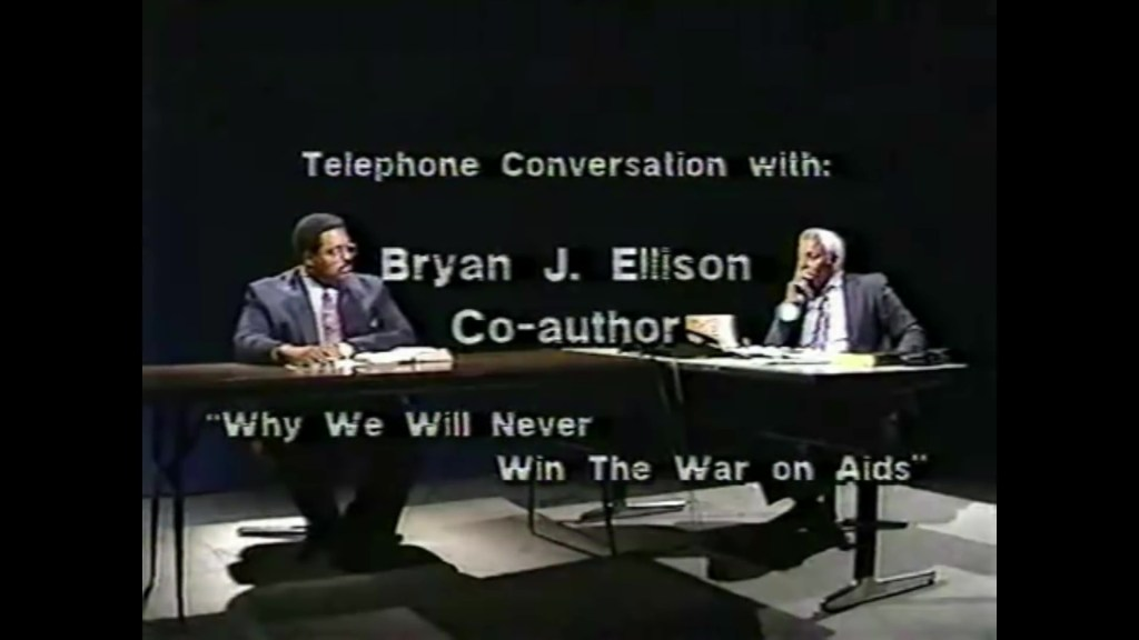 The AIDS Scam Interview with Bryan J. Ellison – HIV Does Not Cause AIDS
