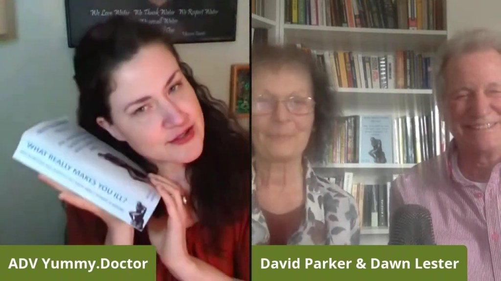 ADV Interviews Dawn Lester and David Parker of What Really Makes You Ill Part 2