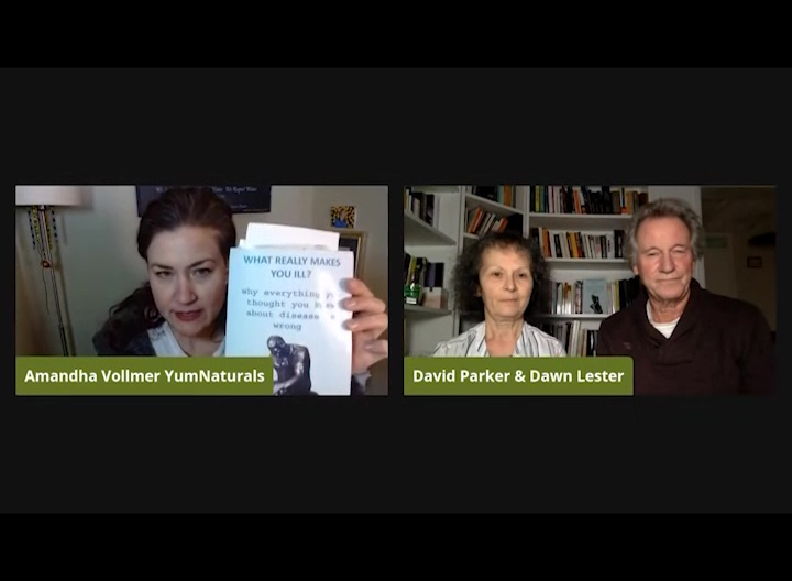 What Really Makes You Ill with Authors Dawn Lester and David Parker