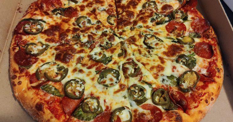 World Famous Pizza