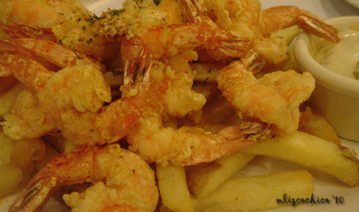fried shrimp_tartar sauce
