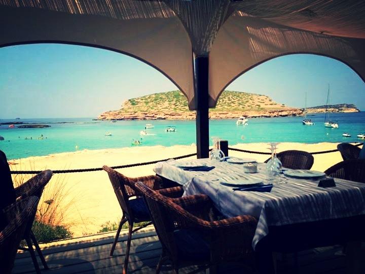 S'illa des Bosc Cala Conta Ibiza