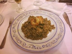 Restaurante Mare Nostrum Sitges