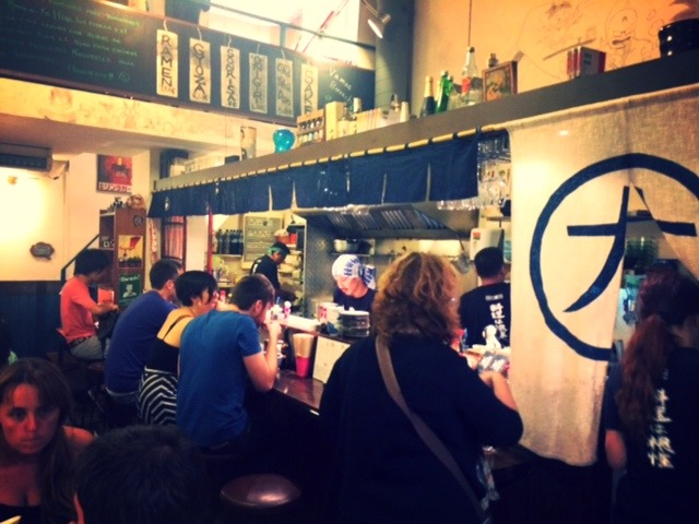 mejor Restaurante Ramen-Ya Hiro