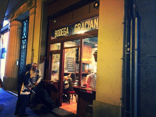 Bodega Gracian