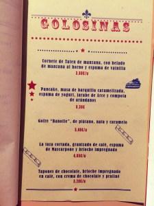 Tickets Bar de Albert Adrià