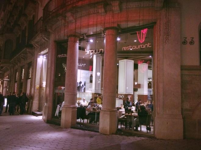 Restaurante Brown 33