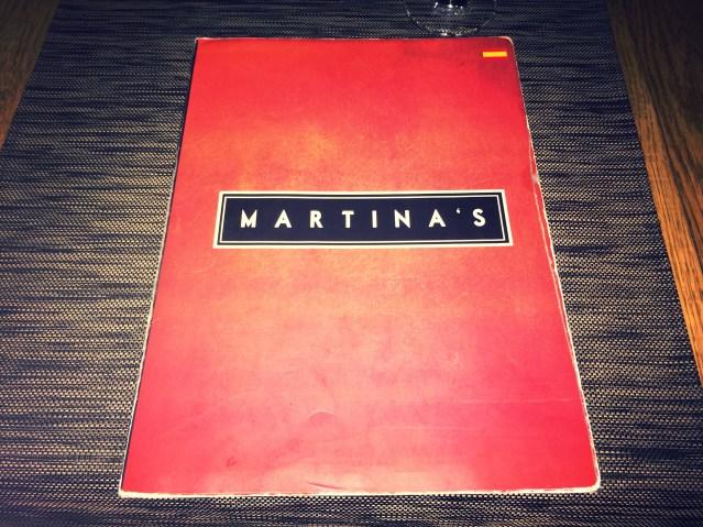 Martina's Brasería Restaurant