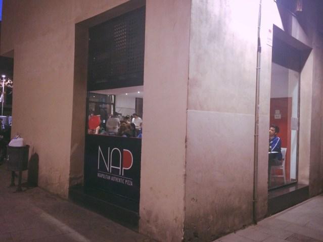 restaurante N.A.P. Neapolitan Authentic Pizza Barcelona