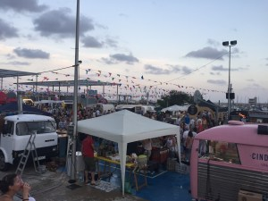 food truck route calafell