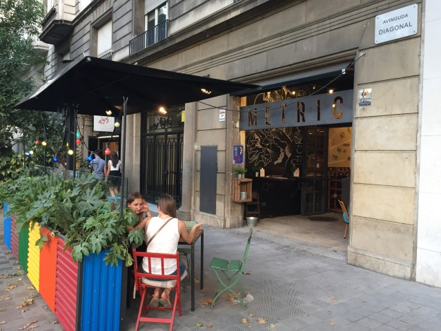 Metric Market restaurant