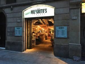 restaurante Taberna Milgritos