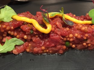 taberna milgritos steak tartar