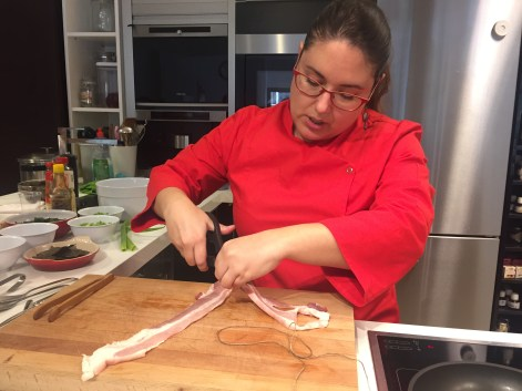 como hacer ramen chasu