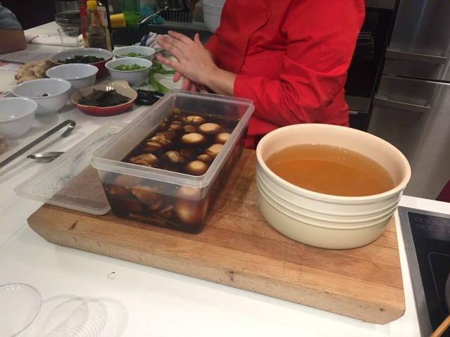 como hacer ramen tare dashi