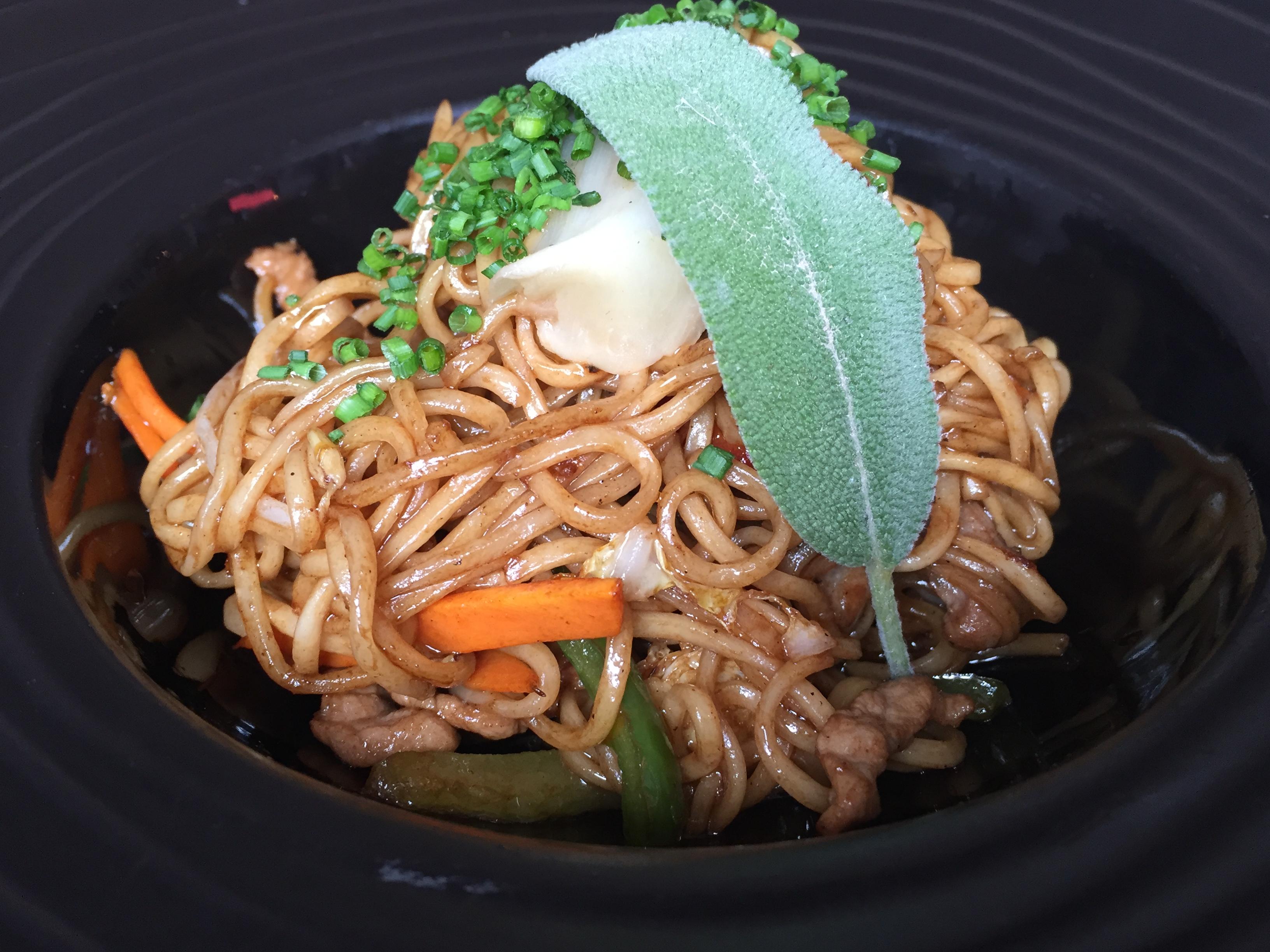 restaurante big fish yakisoba
