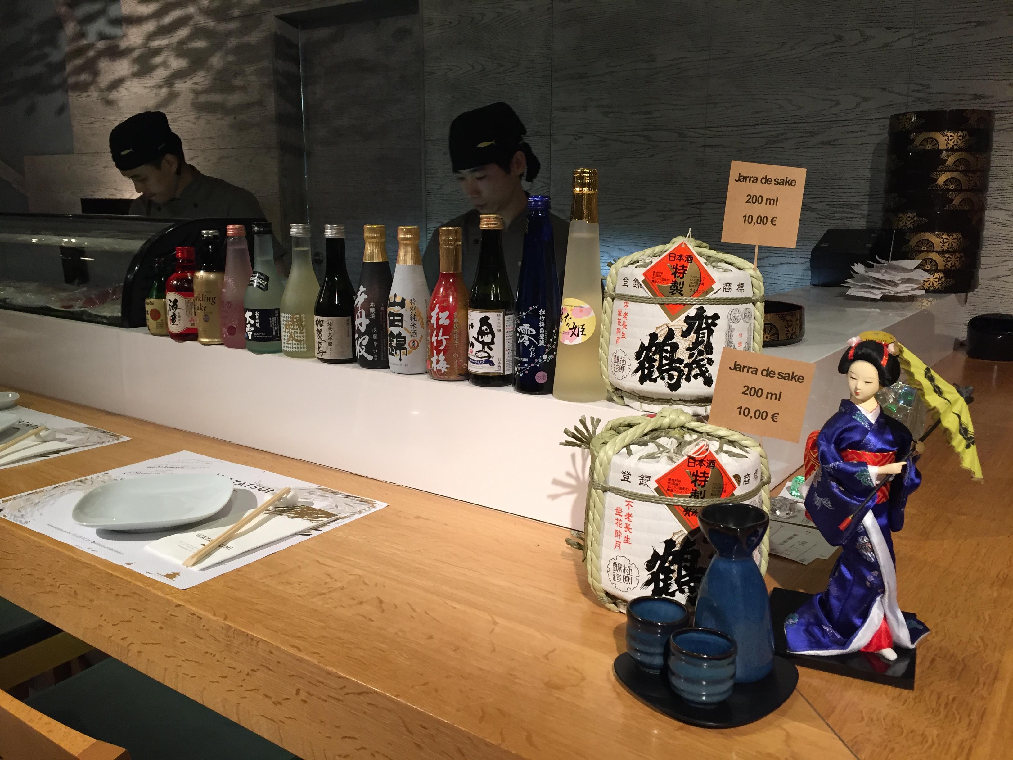 restaurante watatsumi