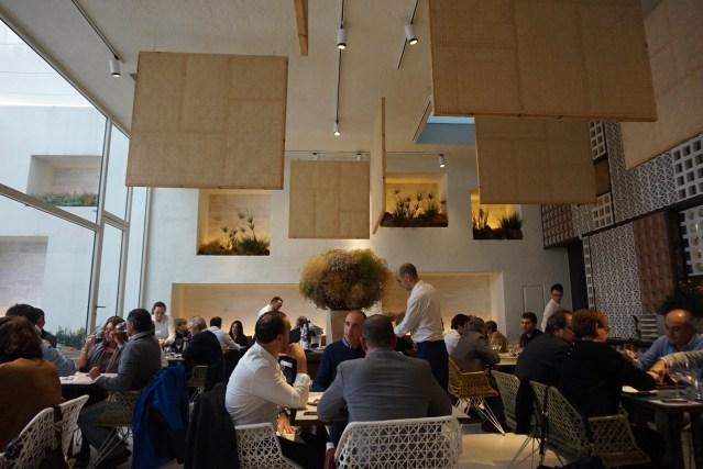 Restaurante Disfrutar, Estrella Michelin 2015 de Mateu Casañas, Oriol Castro y Eduard Xatruch