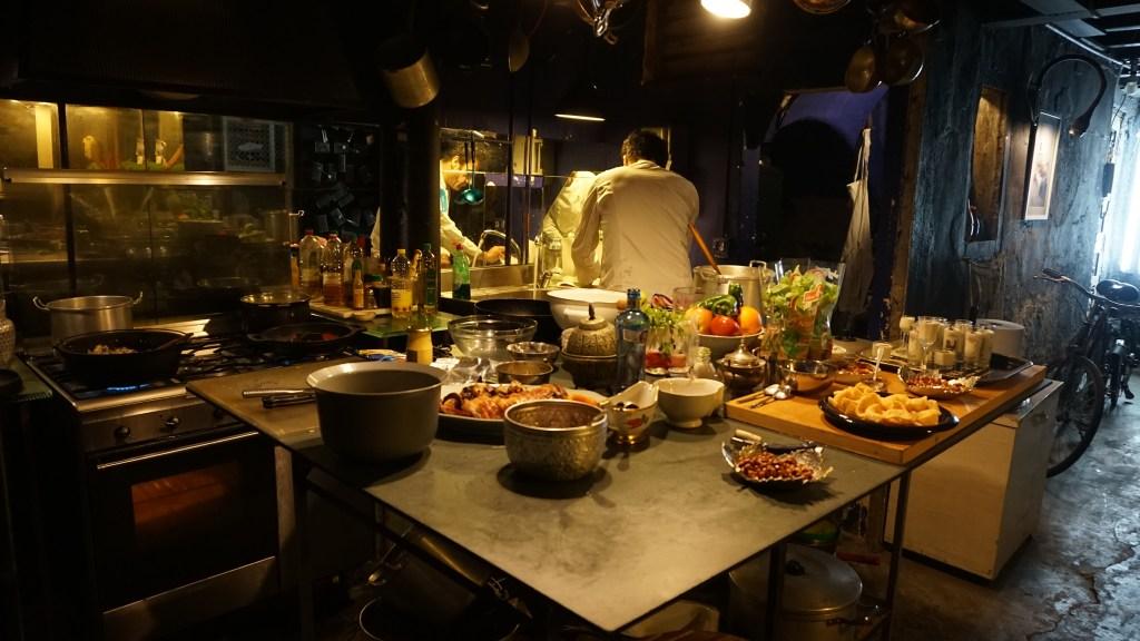 never more restaurant
