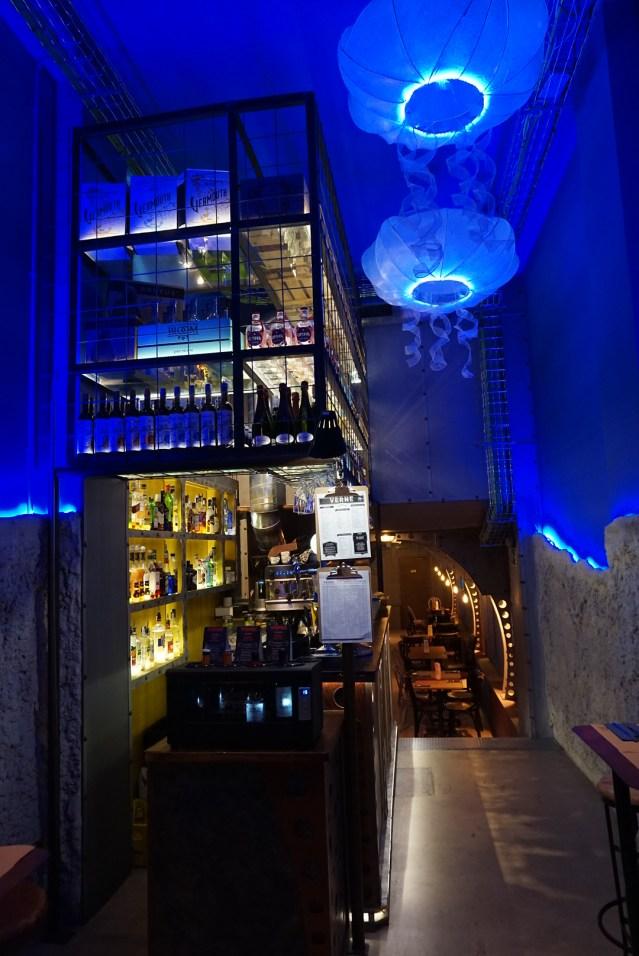 restaurante verne barcelona