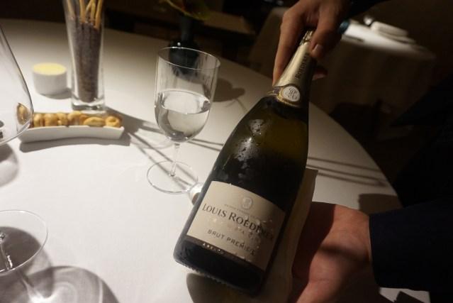 kresios restaurante champagne louis roederer