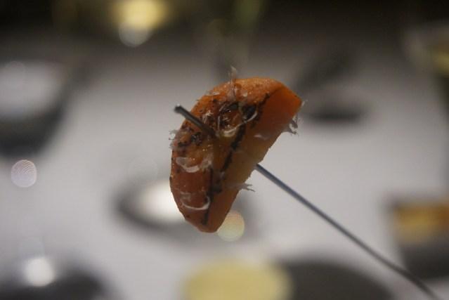 kresios restaurante fermentaciones zanahoria