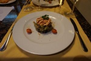 restaurante roma ensaladas de alcachofas