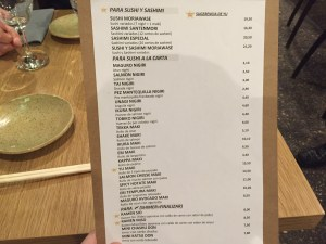 carta menu ramen dining yu