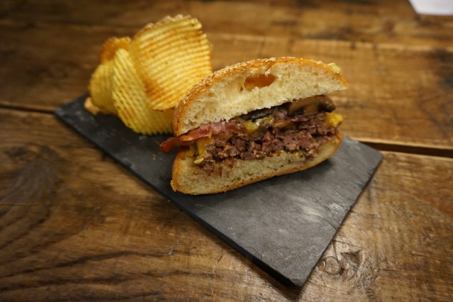 hamburguesa Le Bouchon by Giuseppe