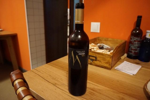4 amb 5 Mujades Vino Blanco Terra Alta