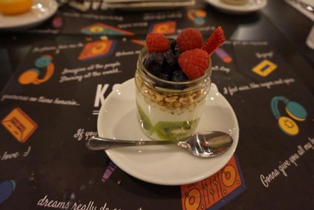 KosmoBar Yogur de Frutas