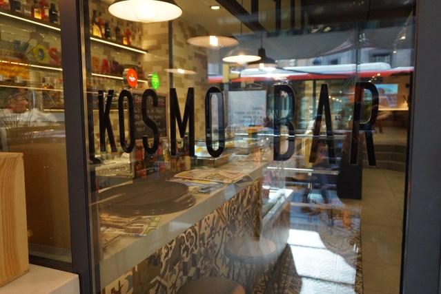 Restaurante KosmoBar
