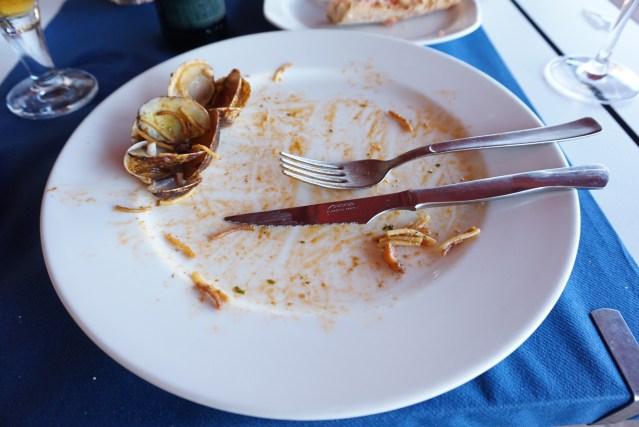 paella y arroces en restaurant can miquel