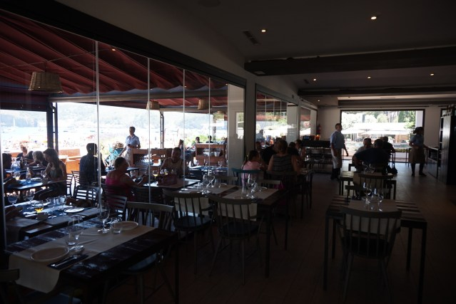 Restaurant Can Miquel en Cala Montgó (L'Escala)