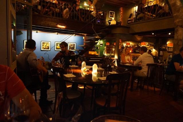 restaurante el pla música en directo
